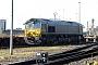 "EMD 20038513-8 - Railtraxx ""266 035-5"" 12.02.2016 Duisburg-Ruhrort [D] Jura Beckay"