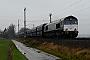 """EMD 20038513-9 - RheinCargo """"DE 679"""" 04.01.2013 Mehrhoog [D] Martijn Schokker"""