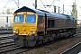 "EMD 20038515-10 - GBRf ""66746"" 25.10.2014 Doncaster [GB] Andrew  Haxton"