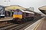 """EMD 20038515-10 - GBRf """"66746"""" 11.04.2016 Basingstoke [GB] Stuart Cronin"""