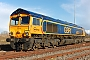 "EMD 20038515-1 - GBRf ""66733"" 18.04.2013 Wellingborough Yard [GB] Richard Gennis"