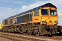 "EMD 20038515-1 - GBRf ""66733"" 24.02.2015 Wellingborough Yard [GB] Richard Gennis"