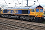 "EMD 20038515-5 - GBRf ""66737"" 25.06.2011 Doncaster [GB] Andrew  Haxton"