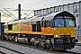 "EMD 20038515-6 - Colas Rail ""66841"" 09.04.2010 Rugby [GB] Roger Morris"