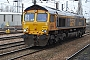 "EMD 20038515-6 - GBRf ""66742"" 14.03.2015 Doncaster [GB] Andrew  Haxton"