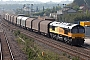 "EMD 20038515-7 - Colas Rail ""66842"" 20.04.2011 Severn Tunnel [GB] David Pemberton"