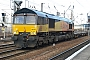 "EMD 20038515-8 - GBRf ""66744"" 18.02.2012 Doncaster [GB] Andrew  Haxton"