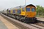"EMD 20038515-9 - GBRf ""66745"" 18.06.2013 WhitleyBridge [GB] David Kelham"