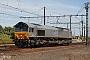"""EMD 20038545-2 - DB Schenker """"RN 266 452-2"""" 24.06.2009 Antwerpen,Hafen [B] André Grouillet"""