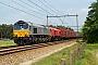 "EMD 20038545-2 - DB Schenker ""RN 266 452-2"" 13.05.2009 Kruisstraat [NL] Martijn Schokker"