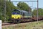 """EMD 20038545-2 - Railtraxx """"266 031-4"""" 15.05.2017 Montzen [B] Lutz Goeke"""