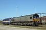 """EMD 20038545-3 - CFL Cargo """"266 453-0"""" 30.04.2011 Padborg [DK] Tomke Scheel"""