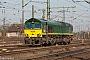 "EMD 20038545-3 - RTB Cargo ""V 270"" 09.03.2016 Oberhausen,RangierbahnhofWest [D] Rolf Alberts"