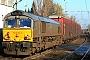 "EMD 20038545-3 - Railion ""RN 266 453-0"" 22.11.2007 Bochum,BahnhofBochum-NOKIA [D] Thomas Dietrich"