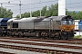 "EMD 20038561-5 - RheinCargo ""DE 680"" 05.06.2014 Amsterdam-Westhaven [NL] Ron Groeneveld"