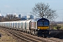 "EMD 20048652-001 - GBRf ""66718"" 03.02.2015 Whitley Bridge [GB] David Pemberton"