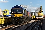 "EMD 20048652-001 - GBRf ""66718"" 25.03.2016 Barking [GB] Richard Gennis"