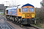 "EMD 20048652-001 - GBRf ""66718"" 04.03.2007 Peterborough (Nene Valley Railway) [GB] Julian Mandeville"