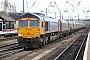 """EMD 20048652-004 - GBRf """"66721"""" 04.06.2013 Doncaster [GB] Andrew Fletcher"""