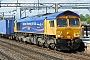 "EMD 20048652-004 - GBRf ""66721"" 25.09.2010 Northampton [GB] Dan Adkins"