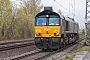 """EMD 20048653-001 - RheinCargo """"DE 675"""" 22.04.2013 Moers [D] Rolf Alberts"""