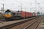 """EMD 20048653-001 - Veolia Cargo """"8653-01"""" 15.11.2008 Mannheim-Friedrichsfeld [D] Wolfgang Mauser"""