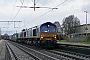 """EMD 20048653-007 - ERSR """"6617"""" 25.11.2007 Mönchengladbach-Rheydt,Hauptbahnhof [D] Wolfgang Scheer"""