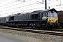 "EMD 20048653-008 - Railtraxx ""266 118-9"" 16.06.2015 AntwerpenNoord [B] Peter Dircks"