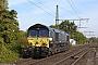 """EMD 20048653-008 - Railtraxx """"266 118-9"""" 08.10.2018 Rheinhausen,BahnhofRheinhausenOst [D] Martin Welzel"""