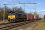 """EMD 20048653-009 - Crossrail """"DE 6305"""" 08.03.2009 Hedel [NL] Martijn Schokker"""