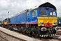 """EMD 20058700-001 - DRS """"66411"""" 16.07.2011 Carlisle,KingmoorTMD [GB] Richard Gennis"""