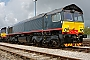 """EMD 20058700-002 - DRS """"66412"""" 16.07.2011 Carlisle,KingmoorTMD [GB] Richard Gennis"""