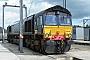 "EMD 20058700-006 - Freightliner ""66416"" 30.06.2012 Crewe,BasfordHall [GB] Dan Adkins"