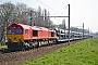 """EMD 20058725-001 - Crossrail """"DE 6313"""" 28.03.2014 Deurne [B] John Liekens"""