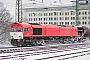 """EMD 20058725-001 - ITL """"266 107-2"""" 05.01.2017 Dresden,Hauptbahnhof [D] Daniel Miranda"""