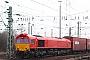 "EMD 20058725-001 - Railion ""266 107-2"" 05.03.2008 Bochum,BahnhofBochum-LangendreerWest [D] Thomas Dietrich"