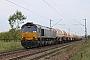 """EMD 20058725-007 - Captrain """"CB 1001"""" 25.08.2011 Wiesental [D] Wolfgang Mauser"""