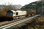 "EMD 20058725-009 - Crossrail ""DE 6307"" 18.11.2008 Hain(Spessart) [D] Kurt Sattig"