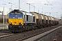 """EMD 20058725-011 - Crossrail """"DE 6309"""" 03.03.2010 Wunstorf [D] Thomas Wohlfarth"""