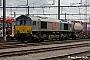 """EMD 20058725-011 - Crossrail """"DE 6309"""" 20.08.2017 Montzen [B] Lutz Goeke"""