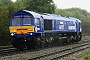 "EMD 20058765-005 - GBRf ""66727"" 19.09.2016 Syston [GB] Pete Loveday"