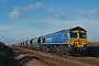 "EMD 20058772-001 - Freightliner ""66623"" 30.10.2010 Saltburn [GB] Karl Sherman"