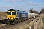 """EMD 20058772-001 - Freightliner """"66623"""" 10.03.2015 Rushton [GB] Ian Leech"""