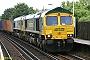 "EMD 20058772-014 - Freightliner ""66592"" 29.06.2007 SouthamptonParkway [GB] Axel Schaer"