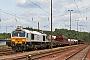 """EMD 20068864-002 - DB Cargo """"077 002-9"""" 06.07.2016 Dillingen(Saar) [D] Rocco Weidner"""