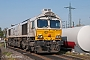 "EMD 20068864-007 - ECR ""77007"" 01.05.2013 Oberhausen,RangierbahnhofWest [D] Rolf Alberts"