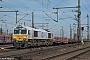 "EMD 20068864-008 - DB Cargo ""077 008-6"" 17.03.2020 Oberhausen,RangierbahnhofWest [D] Rolf Alberts"