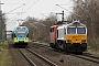 """EMD 20068864-011 - DB Schenker """"247 011-0"""" 23.12.2014 Westbevern [D] René Klink"""
