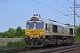 """EMD 20068864-011 - DB Cargo """"247 011-0"""" 13.05.2016 BeiVechelde [D] Rik Hartl"""