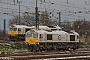 "EMD 20068864-014 - DB Cargo ""077 014-4"" 12.12.2017 Oberhausen,RangierbahnhofWest [D] Rolf Alberts"